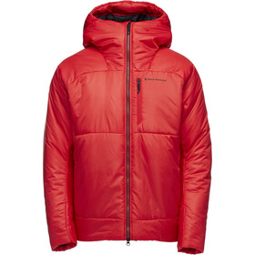 Black Diamond Belay Parka Herre hyper red